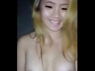 Blonde hmong sucks dick good2